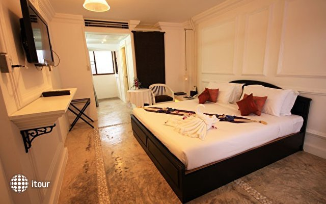 Rome Boutique Hotel & Spa 10