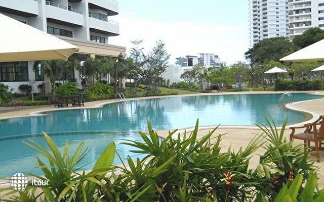 T.w. Wong Amat Beach Resort Condominium 1