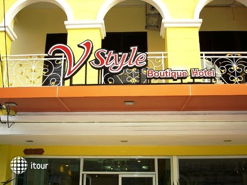 V Style Boutique Hotel 10
