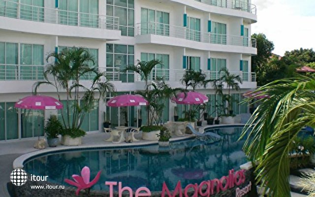 The Magnolias Pattaya Boutique Resort 1