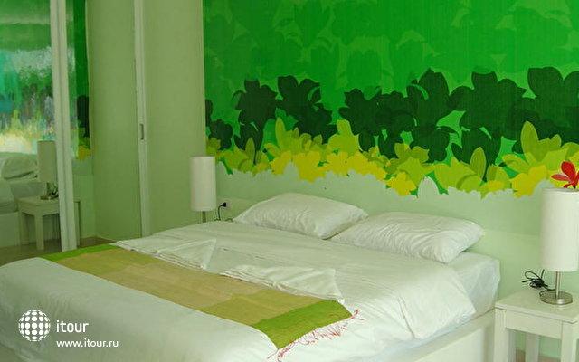 The Magnolias Pattaya Boutique Resort 3