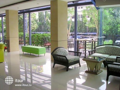 Pattaya Noppakao Hotel 2