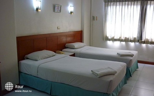 Pattaya Noppakao Hotel 3
