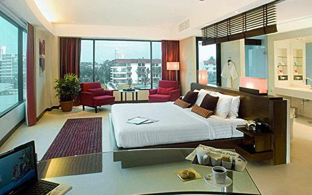 Pullman Pattaya Aisawan (ex. Aisawan Resort & Spa) 5