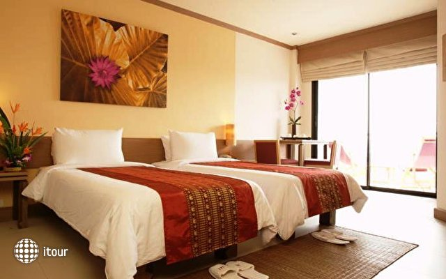 Mercure Pattaya Hotel 10