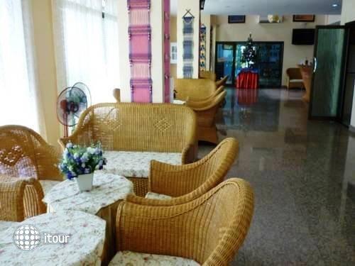 Rayong Lanna Hotel 9