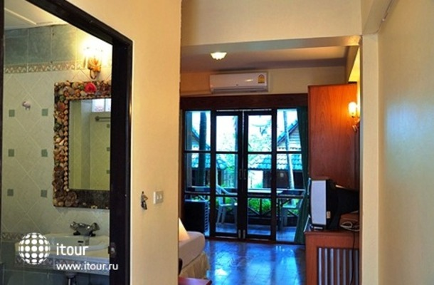 Alina Grande Hotel & Resort 9