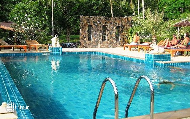 Koh Chang Bailan Beach Resort 2