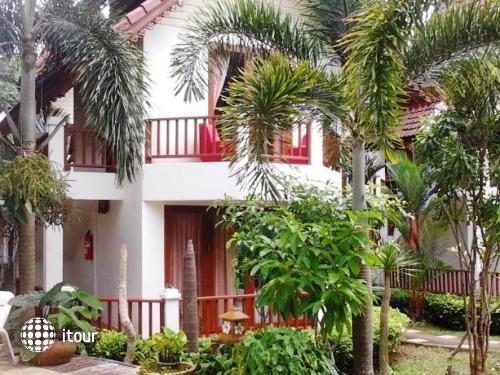 Koh Chang Thai Garden Hill Resort 6