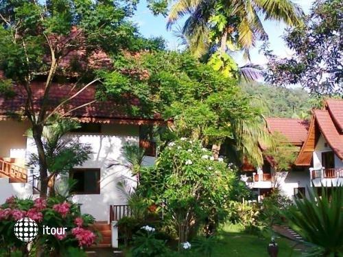 Koh Chang Thai Garden Hill Resort 1