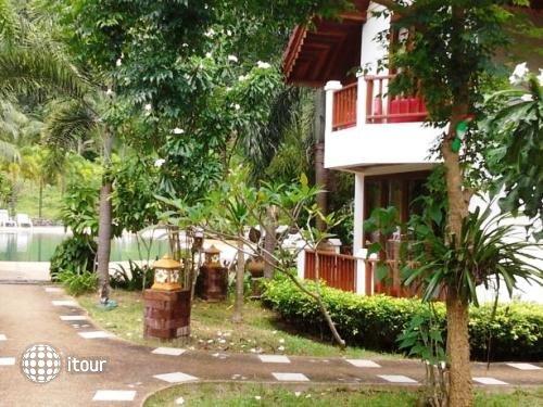 Koh Chang Thai Garden Hill Resort 4