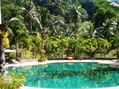Koh Chang Thai Garden Hill Resort 2