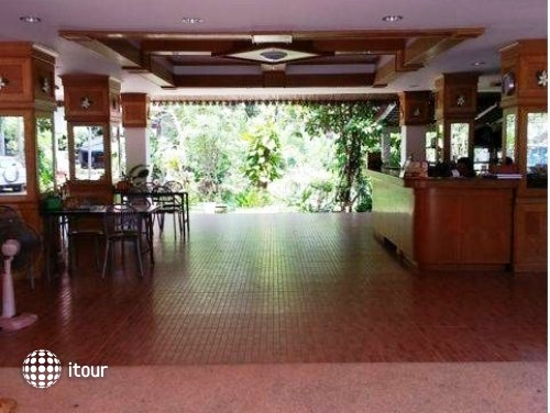 Koh Chang Thai Garden Hill Resort 7