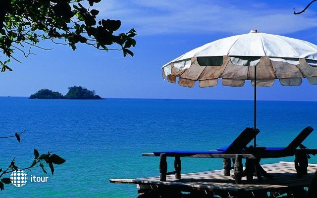 Koh Chang Cliff Beach Resort 4