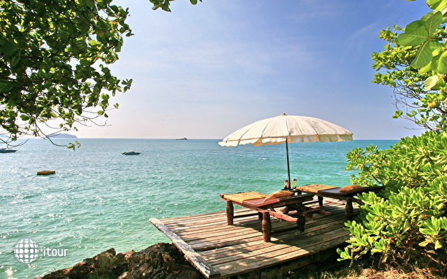 Koh Chang Cliff Beach Resort 6