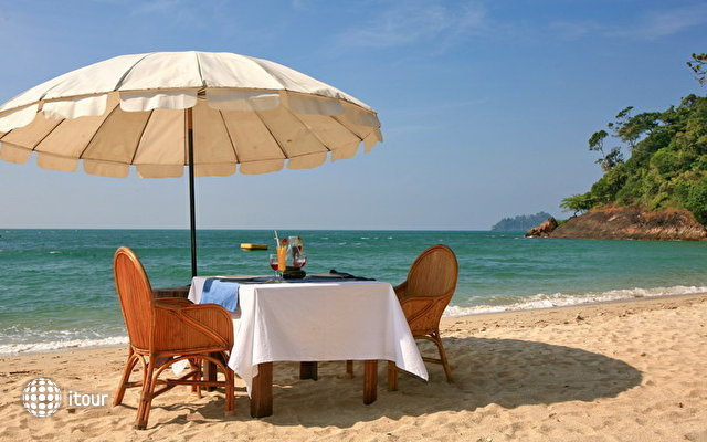 Koh Chang Cliff Beach Resort 6