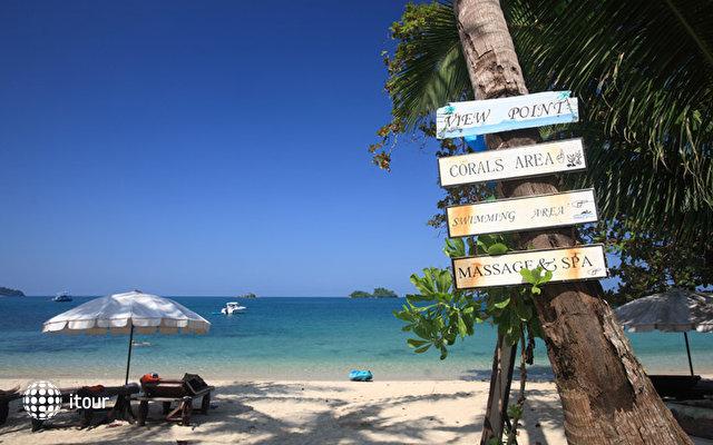 Koh Chang Cliff Beach Resort 8