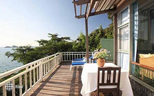 Koh Chang Cliff Beach Resort 10
