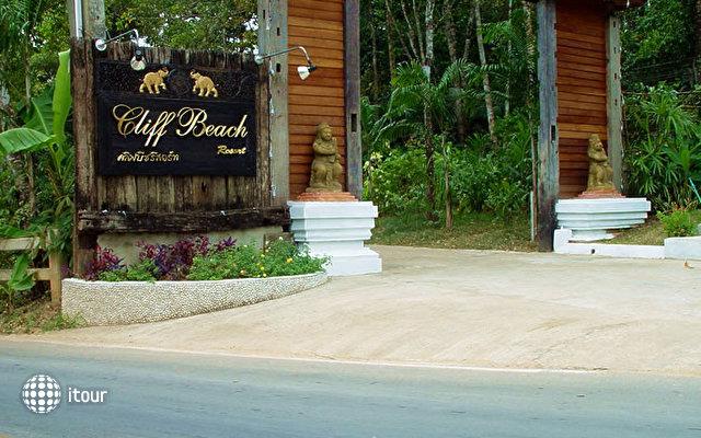 Koh Chang Cliff Beach Resort 2