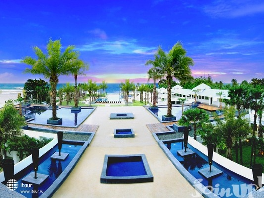 Novotel Hua Hin Cha Am Beach Resort (ex.courtyard Hua Hin At Cha Am Beach) 2