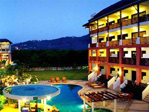 Kata Sea Breeze Hotel 1