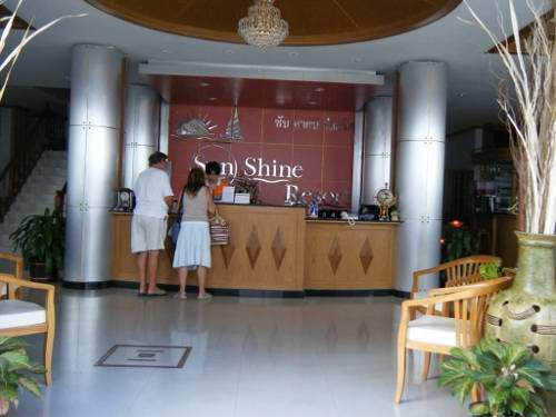 Sunshine Resort Phuket 1