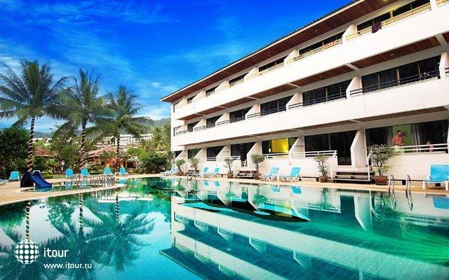 Karon Whale Resort 1