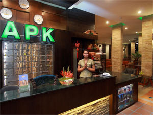 Apk Resort & Spa 8