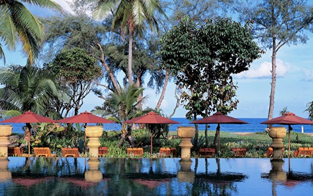 Jw Marriott Phuket Resort & Spa 8