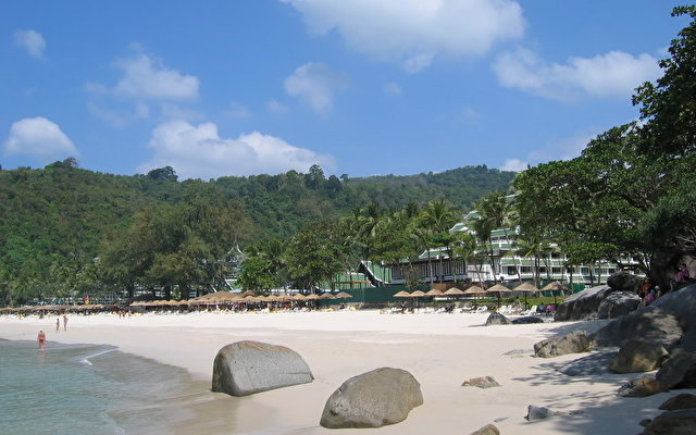 Le Meridien Phuket Beach Resort 5