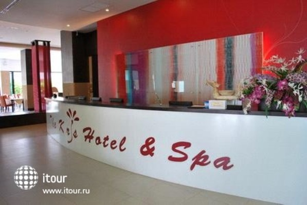 Fx Resort Patong Bech (ex.the Kris Hotel & Spa) 4