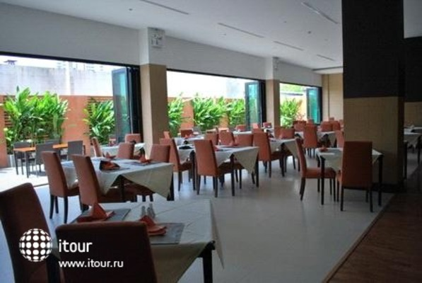 Fx Resort Patong Bech (ex.the Kris Hotel & Spa) 5