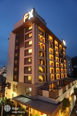 Fx Resort Patong Bech (ex.the Kris Hotel & Spa) 2