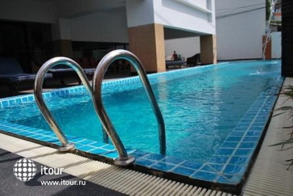 Fx Resort Patong Bech (ex.the Kris Hotel & Spa) 1