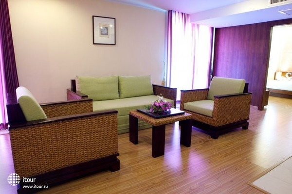 Fx Resort Patong Bech (ex.the Kris Hotel & Spa) 9