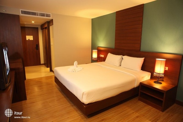 Fx Resort Patong Bech (ex.the Kris Hotel & Spa) 3