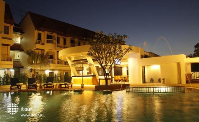 Palmyra Patong Resort 5