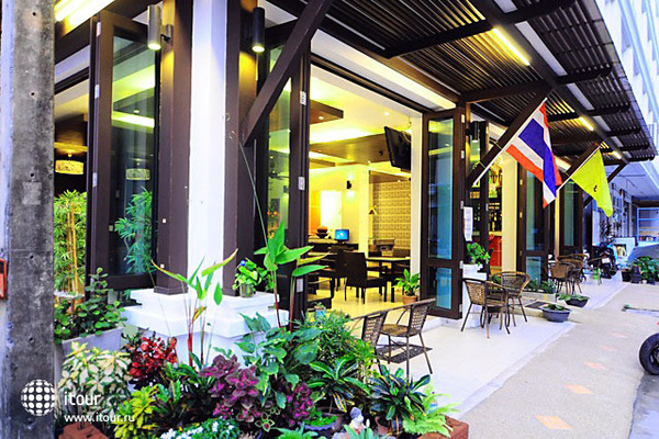 Tuana Yk Patong Resort 1