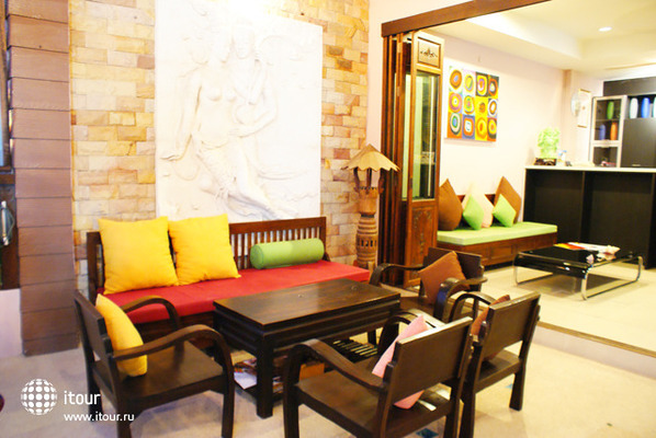 Athome Hotel Two Nanai 8 & Thai Kitchen 4