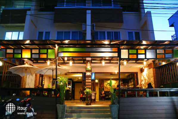 Athome Hotel Two Nanai 8 & Thai Kitchen 6