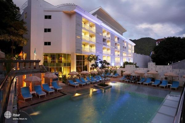White Peach Hotel 1