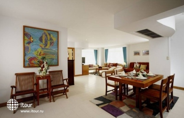 The Waterfront Suites Phuket 9