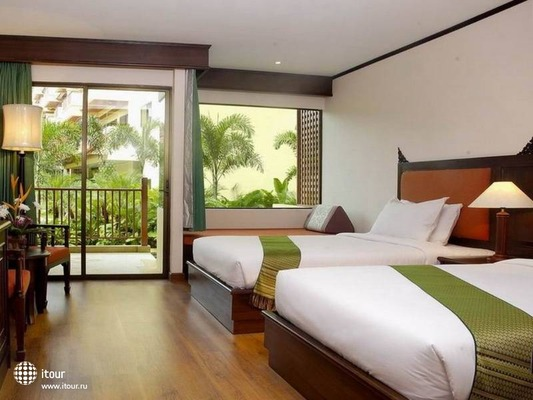 Baumanburi Hotel Phuket 6