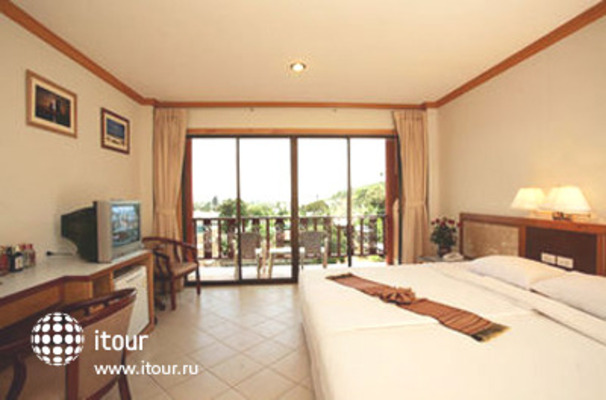 Patong Green Mountain Hotel 5