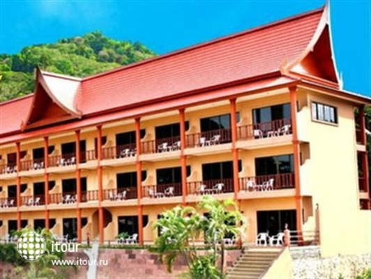 Patong Green Mountain Hotel 1