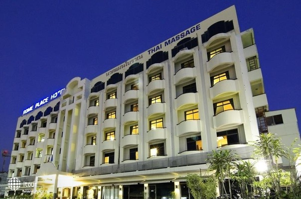 Rome Place Hotel 1