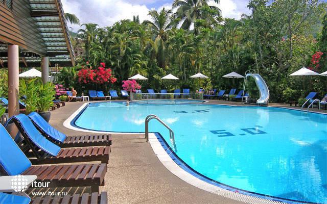 Golden Sand Phuket(  Karon Golden Sand Hotel ) 2