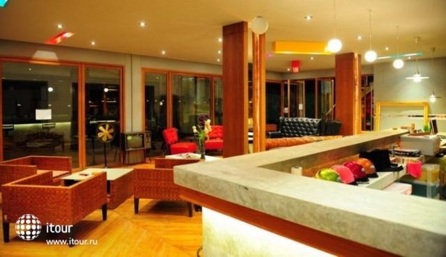 The Oddy Hotel 8
