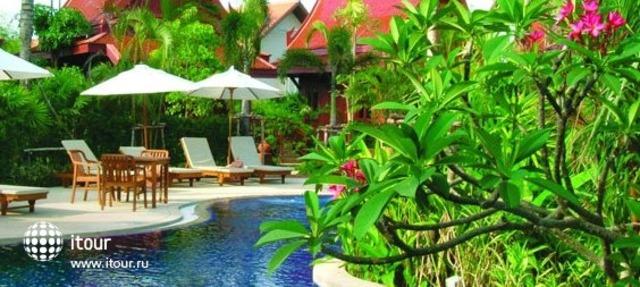 Pacific International Phuket & Spa 5