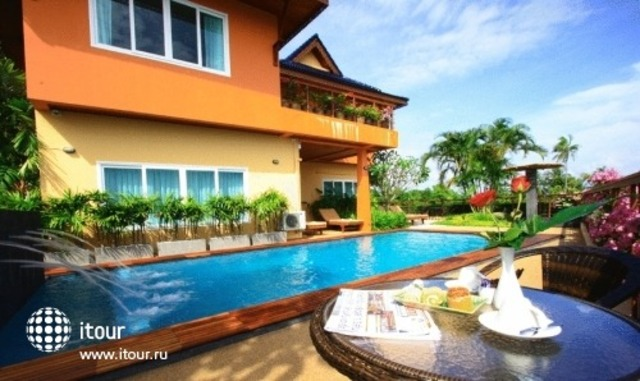 The Chalet Phuket Boutique Resort 1
